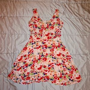 Lucca Couture Floral Dress